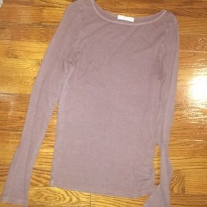 classic earth toned long sleeve from urban